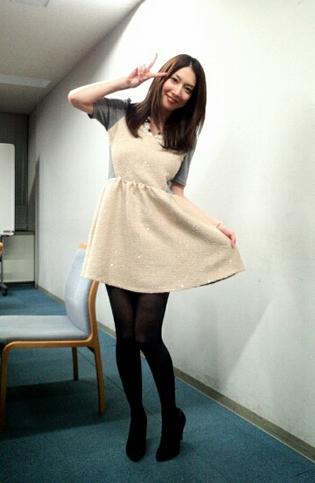 小林恵美さんのコスチューム